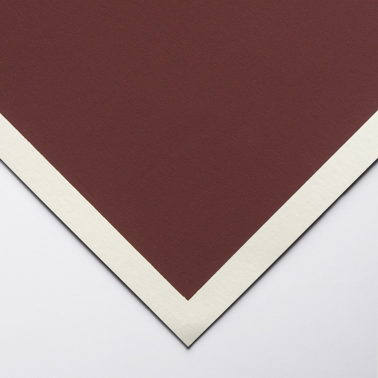 Art Spectrum : Colourfix Original : Pastel Paper : 50x70cm : Burgundy