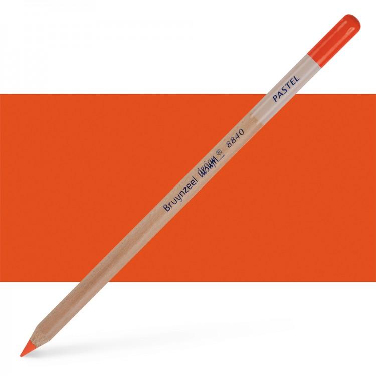 Bruynzeel : Design : Pastel Pencil : Sanguine
