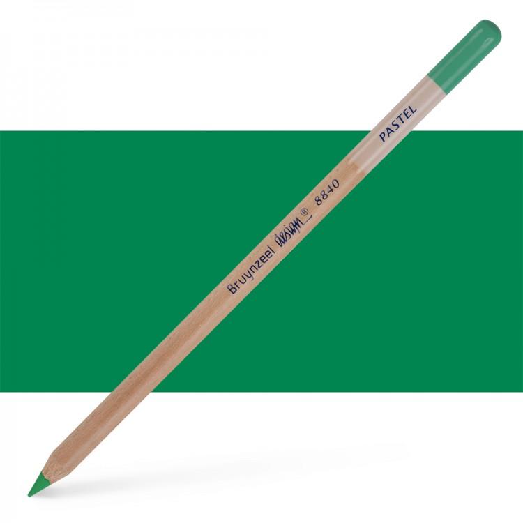 Bruynzeel : Design : Pastel Pencil : Green
