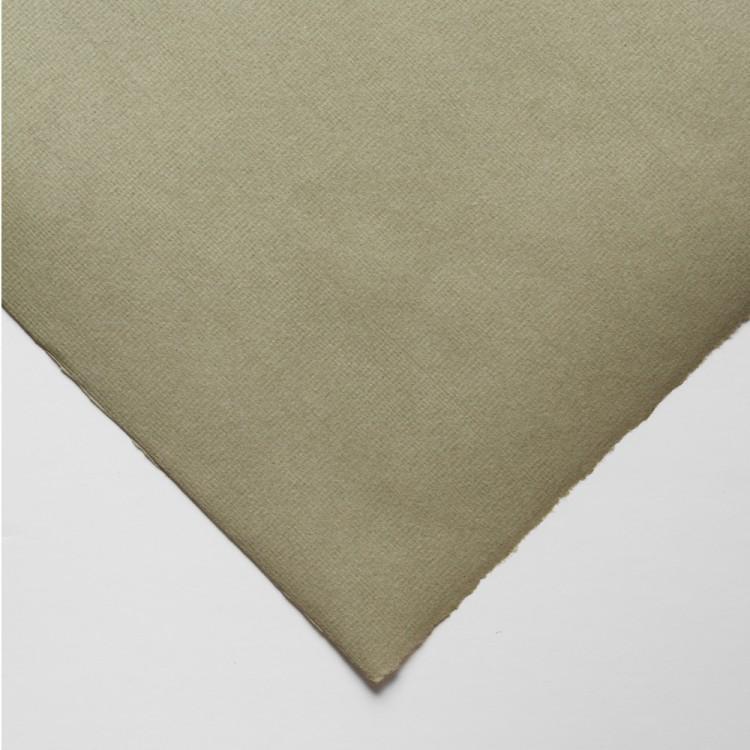 Hahnemuhle : Ingres : Pastel Paper : 48x62.5cm : Single Sheet : Mouse Grey
