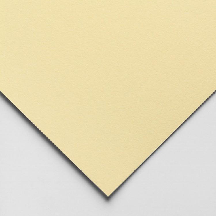 Hahnemuhle : Velour : Pastel Paper : 50x70cm : Single Sheet : Yellow