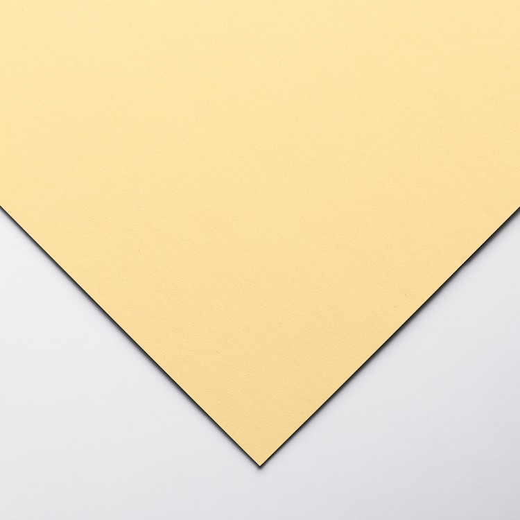 Clairefontaine : Pastelmat : Pastel Paper : Sheet : 50x70cm : Maize