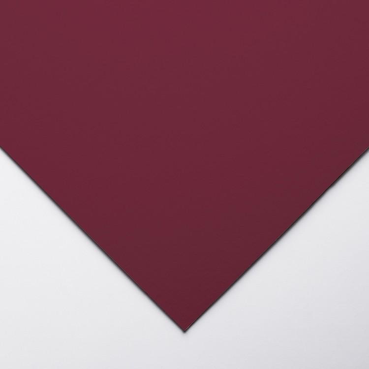 Clairefontaine : Pastelmat : Pastel Paper : Sheet : 50x70cm : Wine