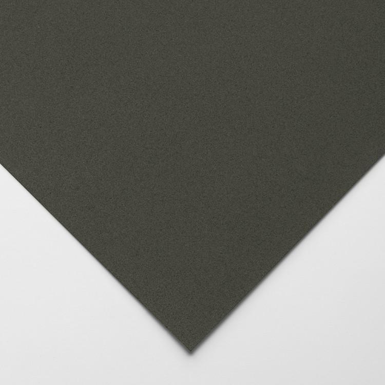 Sennelier : Soft Pastel Card : 360gsm : 65x50cm : Dark Grey