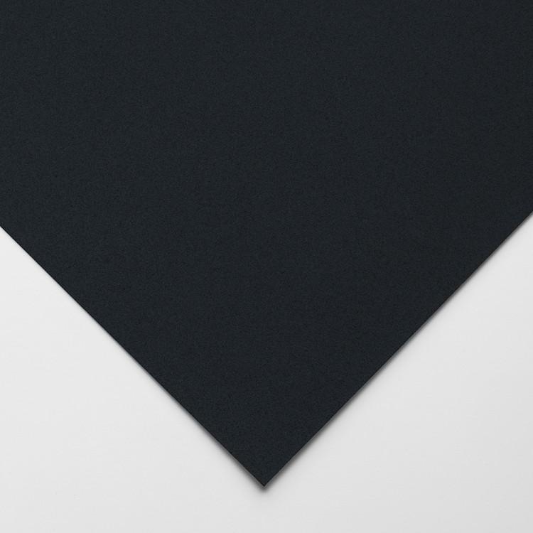Sennelier : Soft Pastel Card : 360gsm : 65x50cm : Charcoal Black
