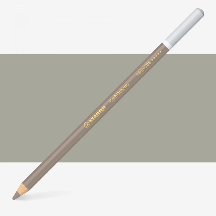 Stabilo Carbothello : Pastel Pencil Warm Grey No. 4 : 706