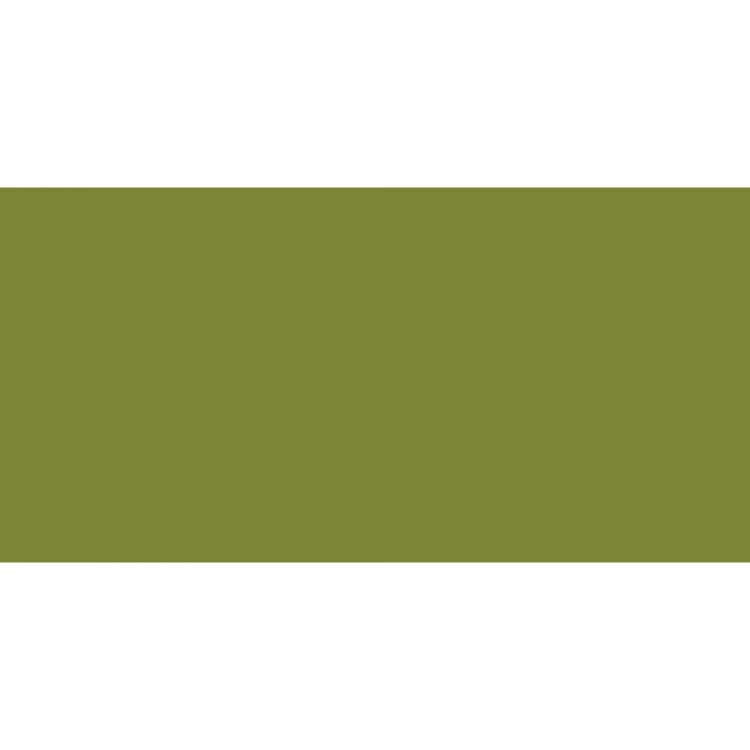 Daler Rowney : Artists' Soft Pastel : Olive Green 4