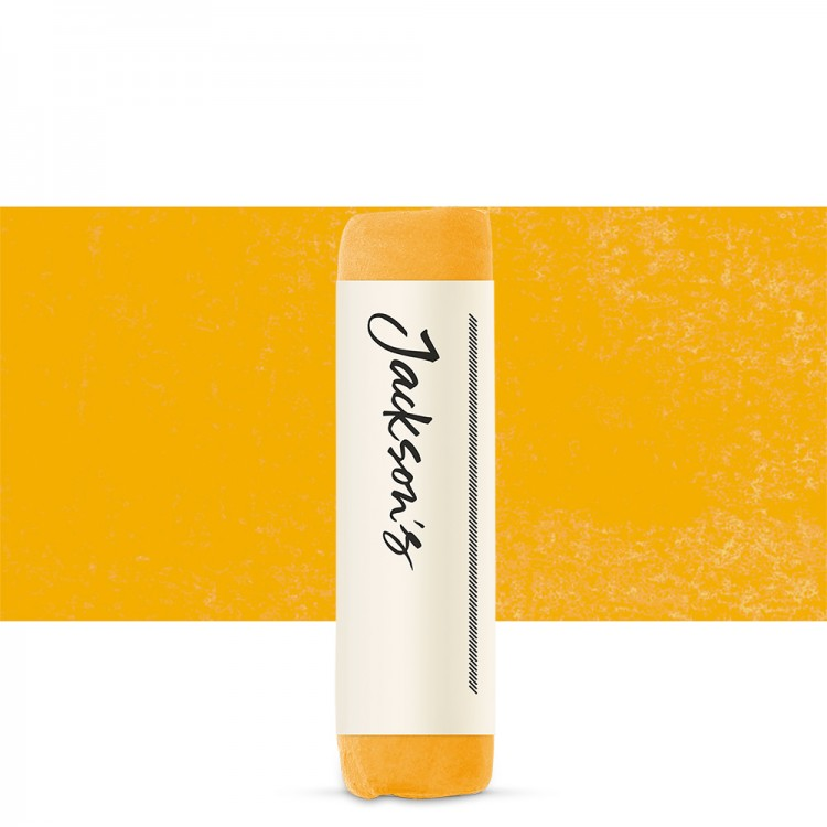 Jacksons : Handmade Soft Pastel : Orange Yellow
