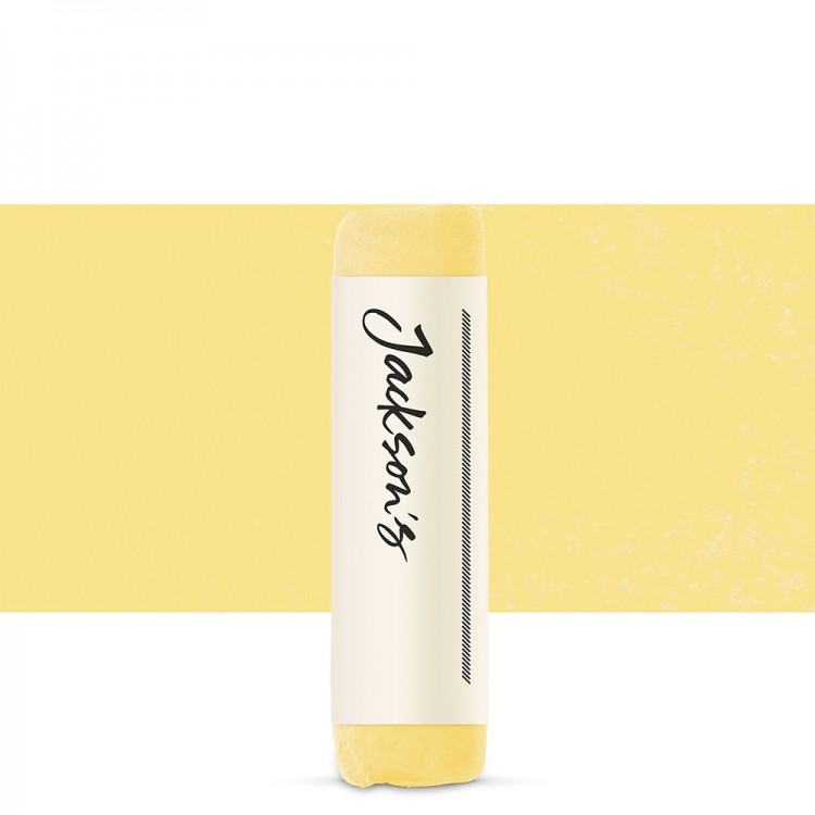 Jacksons : Handmade Soft Pastel : Yellow-Ivory
