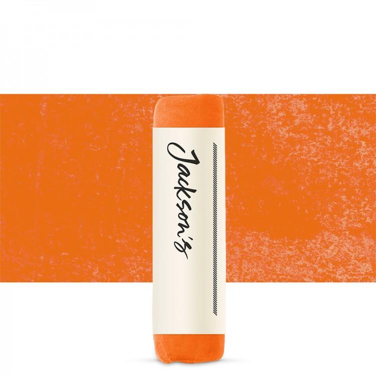 Jacksons : Handmade Soft Pastel : Vivid Orange
