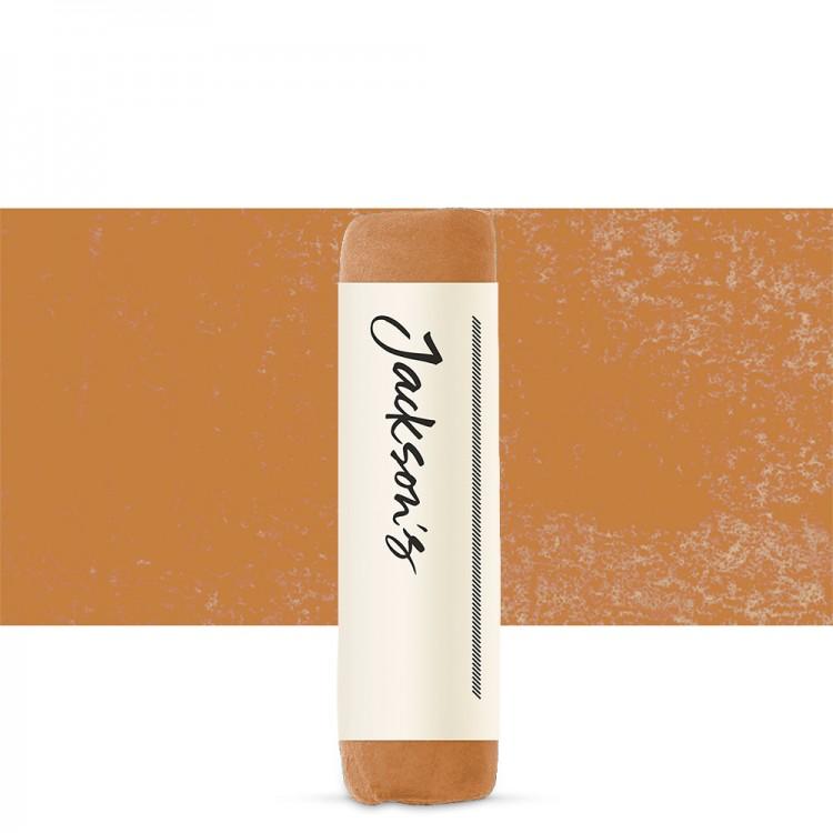 Jacksons : Handmade Soft Pastel : Raw Sienna