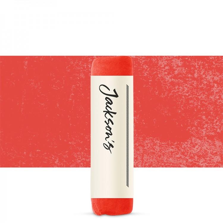 Jacksons : Handmade Soft Pastel : Red Orange
