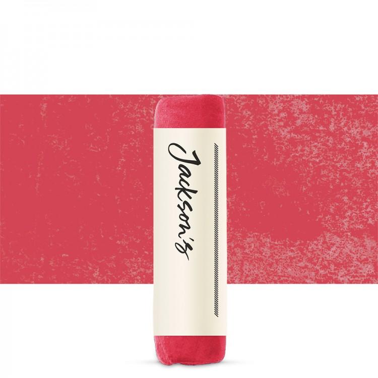 Jacksons : Handmade Soft Pastel : Cadmium Red