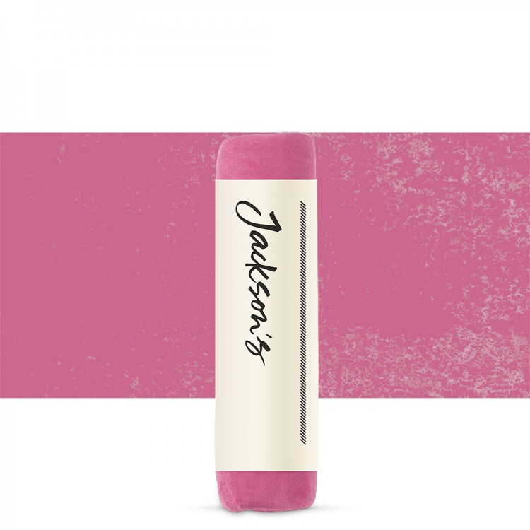 Jacksons : Handmade Soft Pastel : Pink Madder Lake