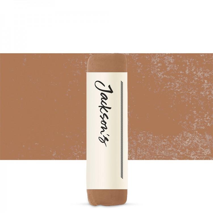 Jacksons : Handmade Soft Pastel : Dark Sienna
