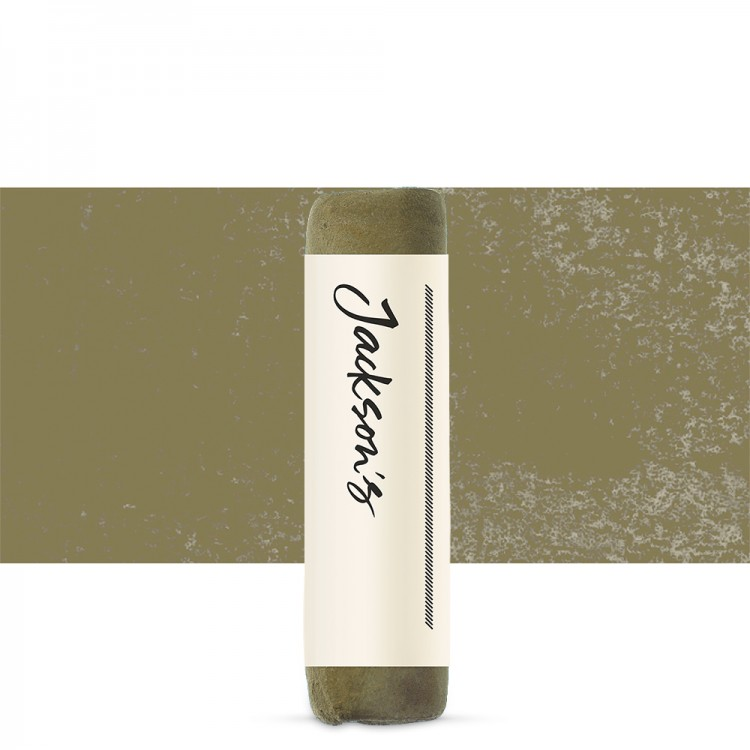 Jacksons : Handmade Soft Pastel : Dark Olive Beige
