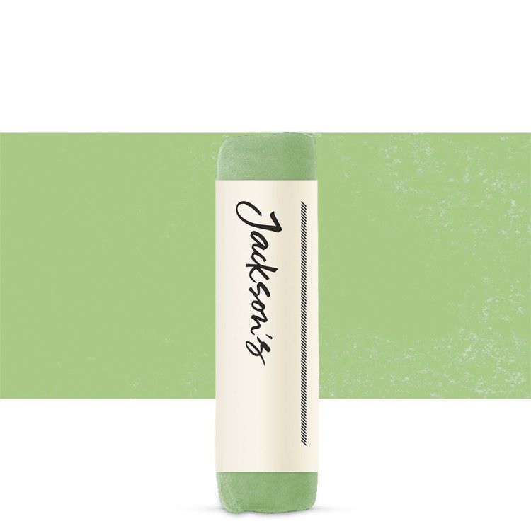 Jacksons : Handmade Soft Pastel : Light Leaf Green