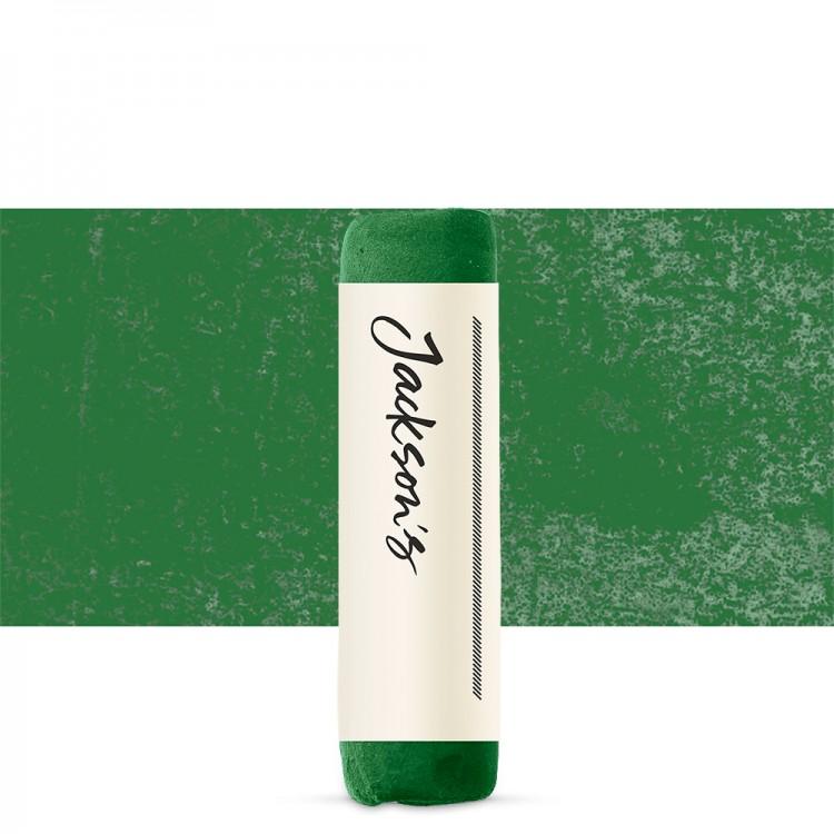 Jacksons : Handmade Soft Pastel : Dark Emerald Green