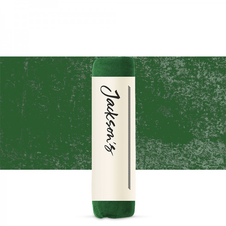 Jacksons : Handmade Soft Pastel : Deep Green