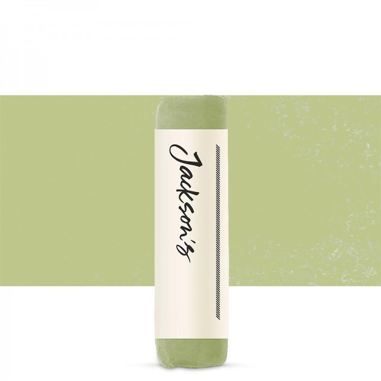 Jacksons : Handmade Soft Pastel : Light Olive Green