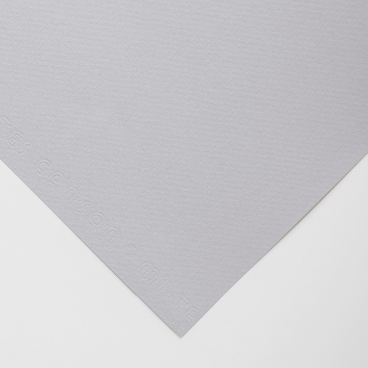 Canson : Mi-Teintes : Pastel Paper : 160gsm : 55x75cm : Flannel Grey