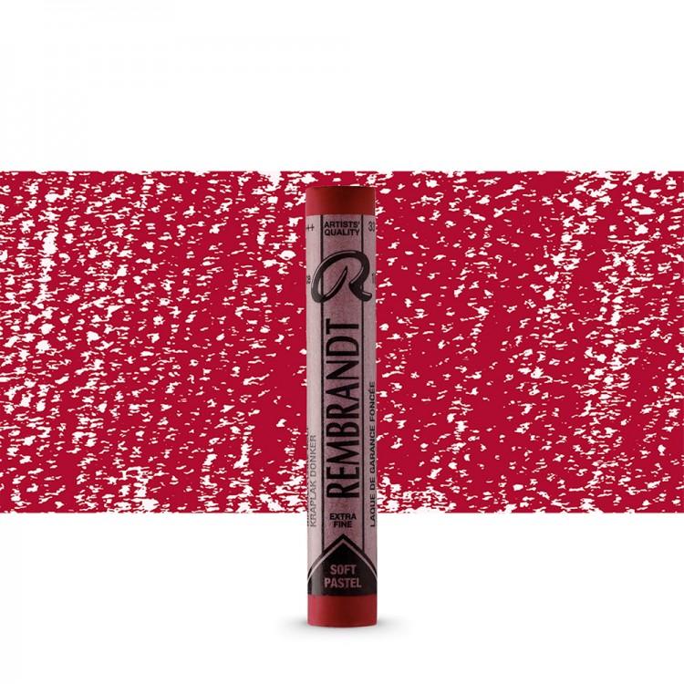 Talens : Rembrandt Soft Pastel : Madder Lake Deep TR331.5