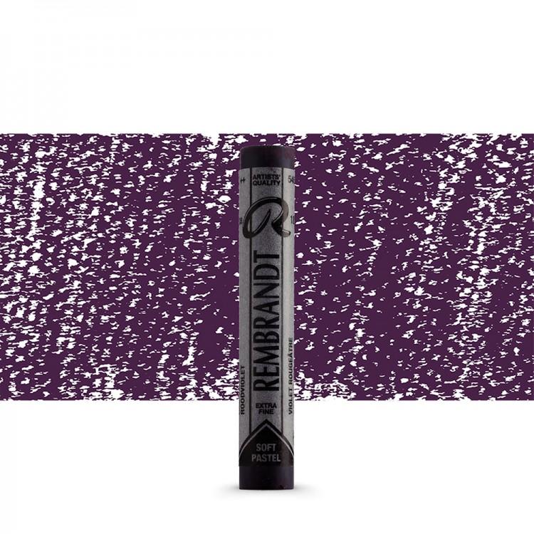 Talens : Rembrandt Soft Pastel : Red Violet TR545.2