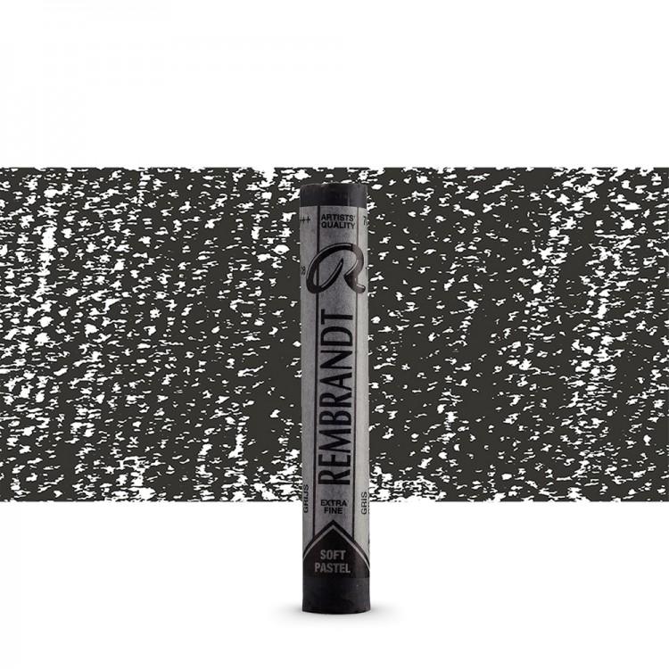 Talens : Rembrandt Soft Pastel : Grey TR704.5