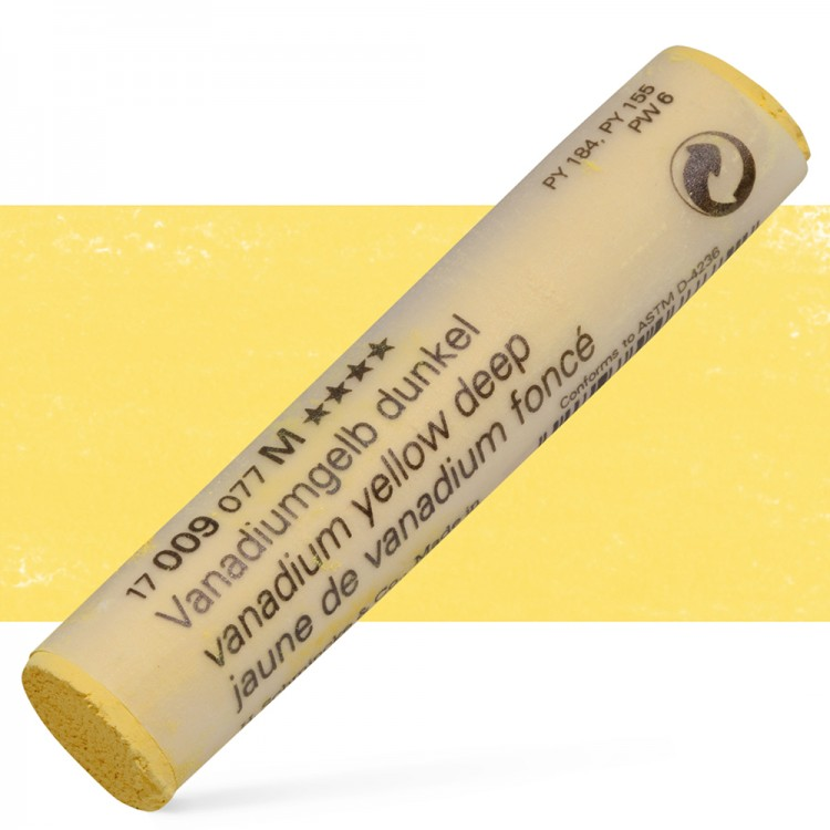 Schmincke : Soft Pastel : Vanadium Yellow Deep- 09M