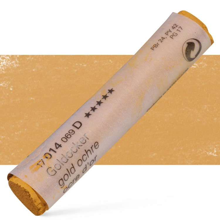 Schmincke : Soft Pastel : Gold Ochre- 14D