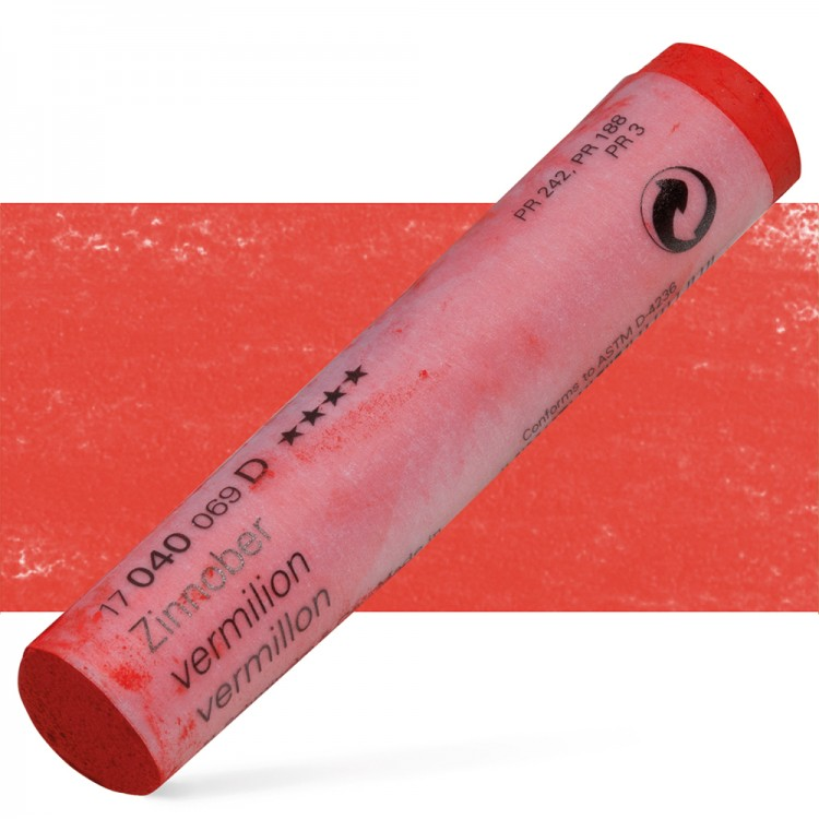 Schmincke : Soft Pastel : Vermillion- 40D