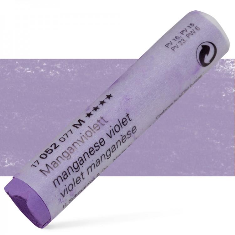 Schmincke : Soft Pastel : Manganese Violet- 52M