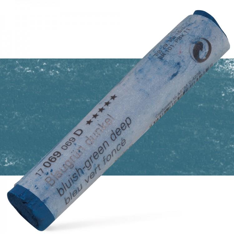 Schmincke : Soft Pastel : Bluish Green Deep- 69D