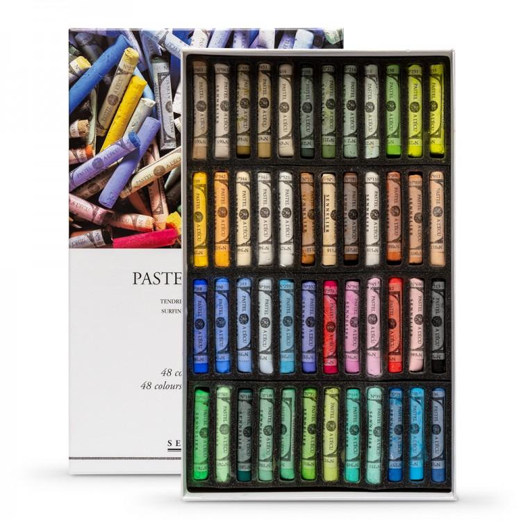 Sennelier : Soft Pastel : Full Stick : Set of 48 : Landscape
