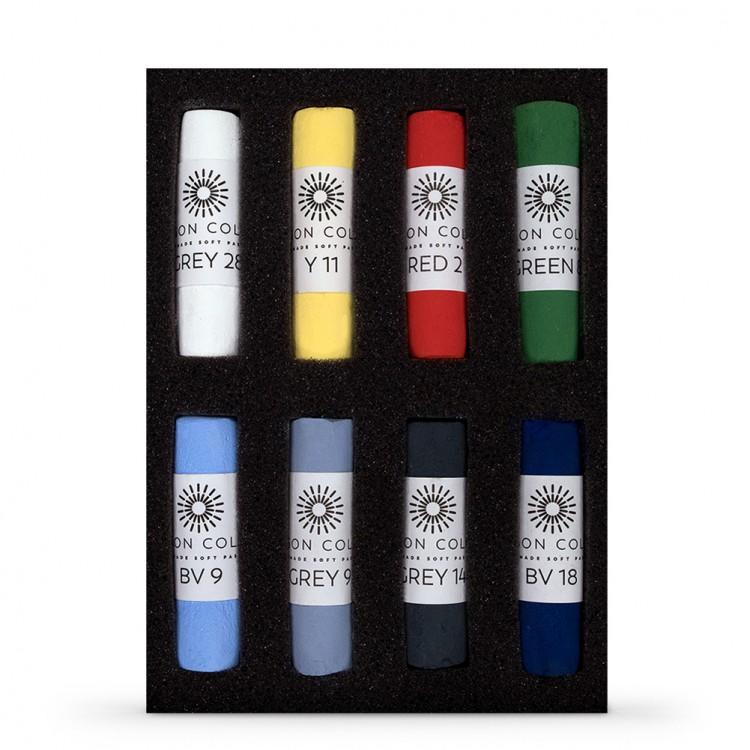Unison : Soft Pastel : Set of 8 Starter
