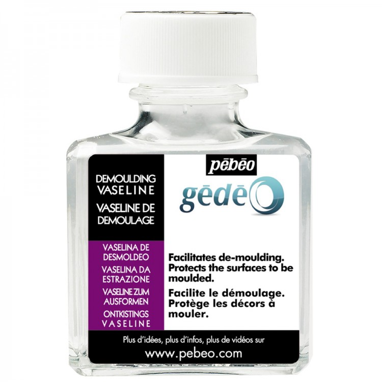 Pebeo Gedeo : Demoulding Vaseline 75ml