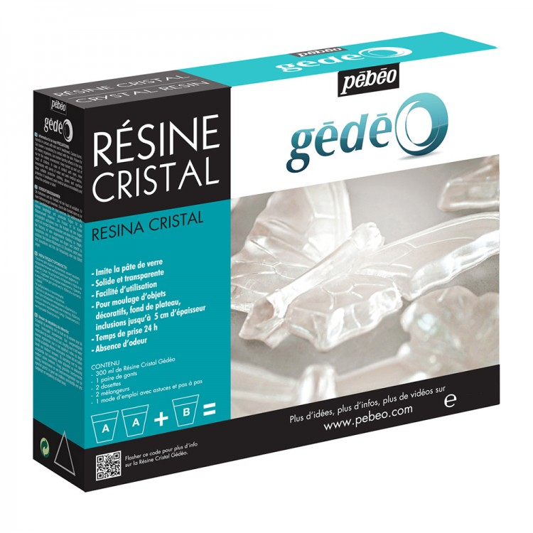 Pebeo Gedeo : Crystal Resin 300ml