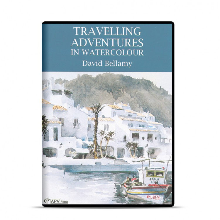 DVD : Travelling Adventures : David Bellamy