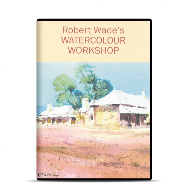 DVD : Watercolour Workshop : Robert Wade