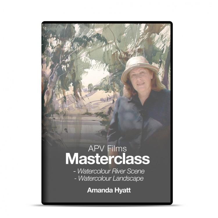 DVD : APV Films Masterclass : Amanda Hyatt