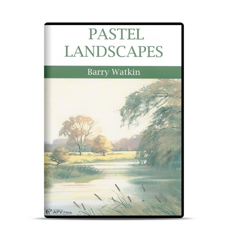 DVD : Pastel Landscapes : Barry Watkin