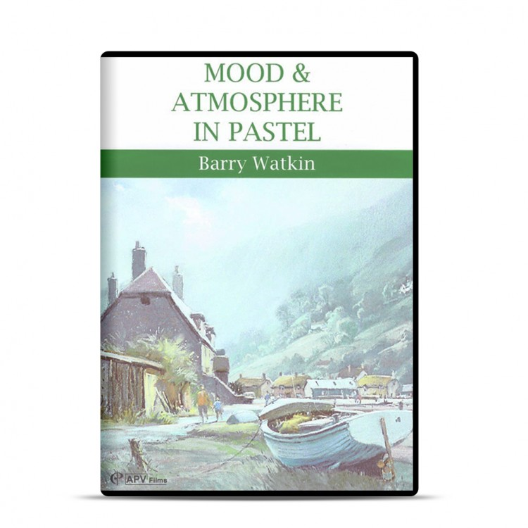 DVD : Mood and Atmosphere In Pastel : Barry Watkin