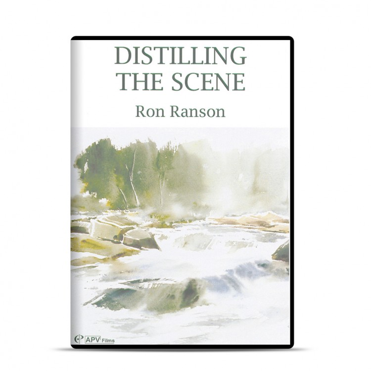 DVD : Distilling the Scene : Ron Ranson