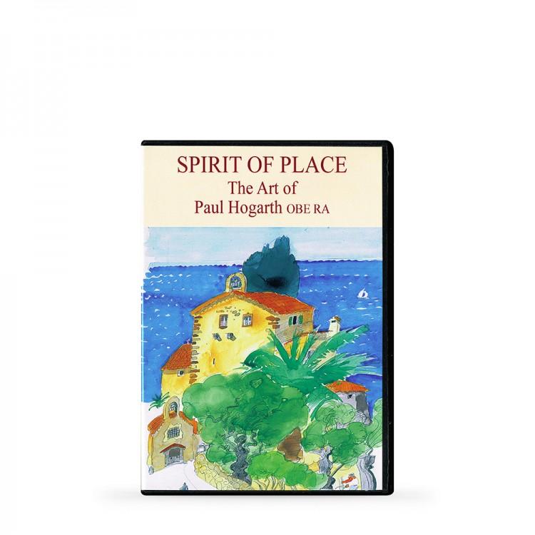 DVD : Spirit of Place : Paul Hogarth