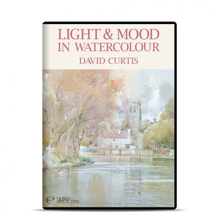 DVD : Light & Mood In Watercolour : David Curtis