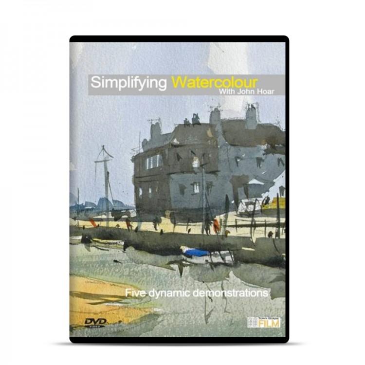 Townhouse DVD : Simplifying Watercolour : John Hoar