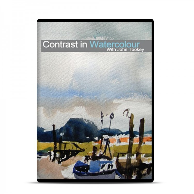 Townhouse DVD : Contrast In Watercolour : John Tookey