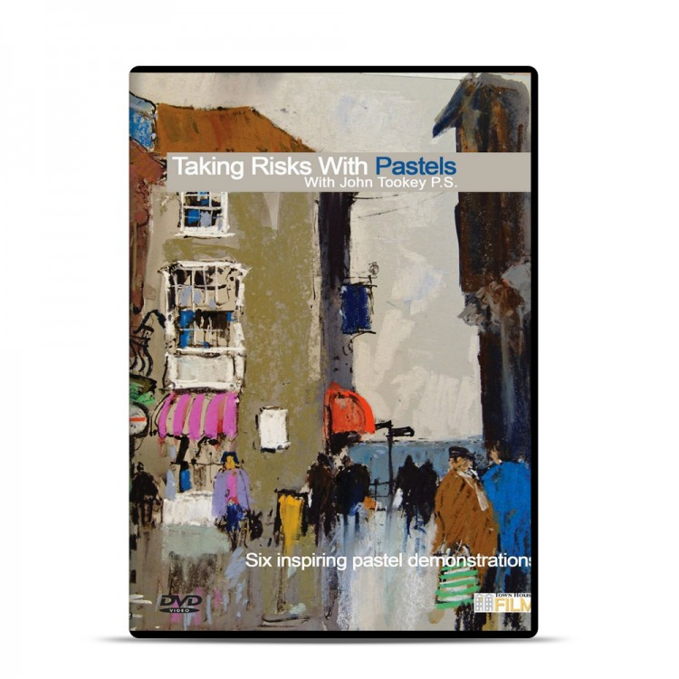 Townhouse DVD : Taking Risks : Pastels : John Tookey