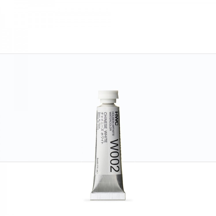 Holbein Watercolour Paint : 5ml : Chinese White