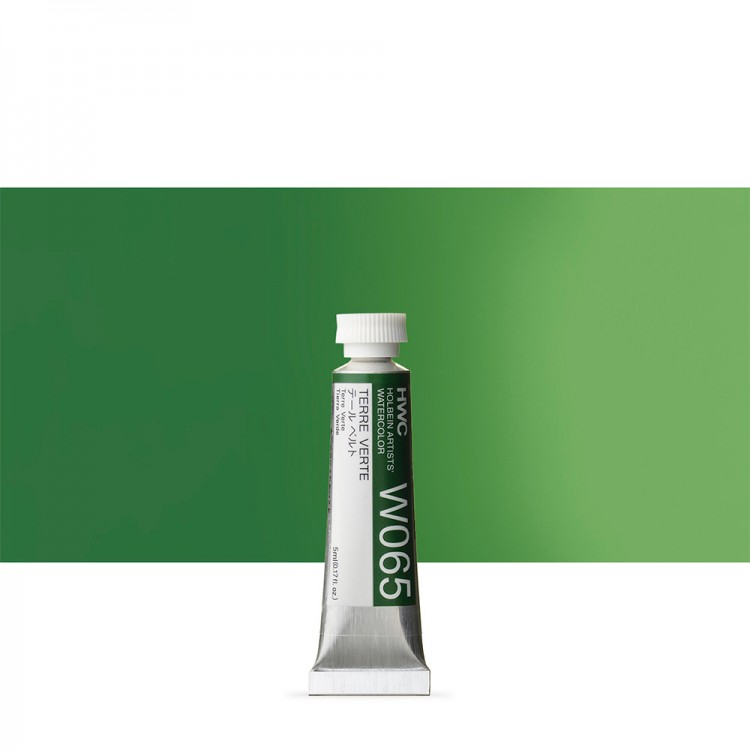 Holbein Watercolour : 5ml Tube TERRE VERTE